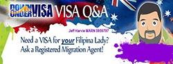 Down Under Visa - Visa Q & A Image