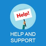 Help & Support Image