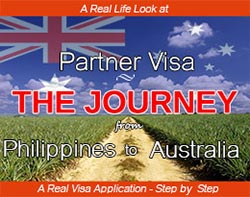 Partner Visa: The Journey (Philippines to Australia) Image