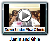 Video Testimonial of Justin and Ghie