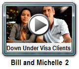 BILL AND MICHELLE 2