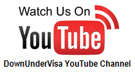 Down Under Visa YouTube Channel