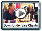video testimonial from down under visa client, recommending jeff and mila harvie to get an Australian partner visa for your filipino fiancee