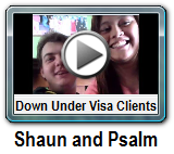 PSALM AND SHAUN