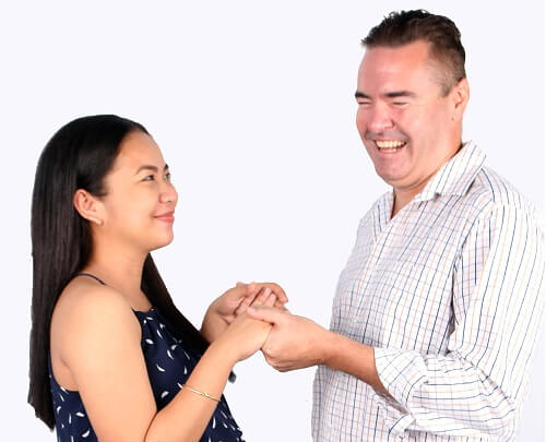 Getting a tourist visa, then a partner visa in Australia for your Filipina fiancee?