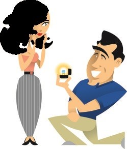 Proposal marriage advantages