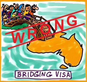 bridging visa