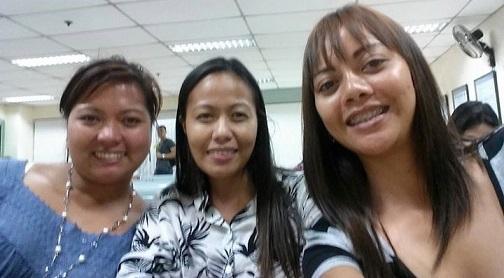 Three Down Under Visa clients who met at the CFO Seminar