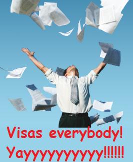 visas everybody