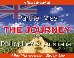 Partner Visa the Journey from Philippines to Australia