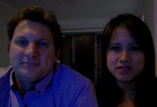 Simon and Rose – More happy Down Under Visa clients