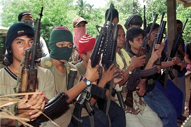 Philippines terrorist groups exist in trouble spots in Mindanao, including Zamboanga and the Sulu Archipelago, and are known to practice kidnapping for ransom