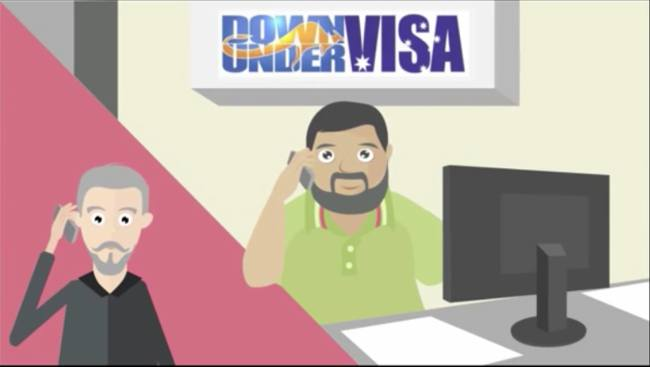 Down Under Visa About Us Video
