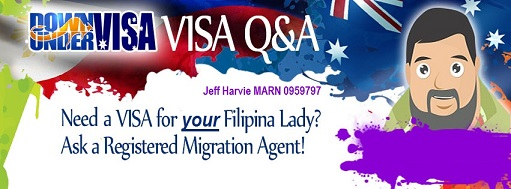 Down Under Visa - Visa Q & A is a Q&A page where you can ask questions about visas from Philippines to Australia