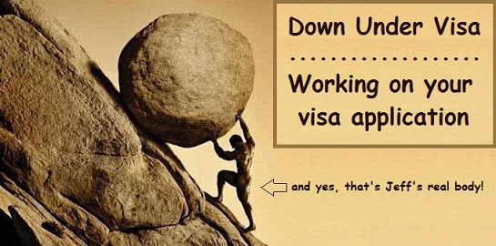 Why do registered migration agents jeff Harvie and Down Under Visa do what they do? Being a registered migration agent (RMA) can be very hard work, but they are dedicated to taking care of their clients.