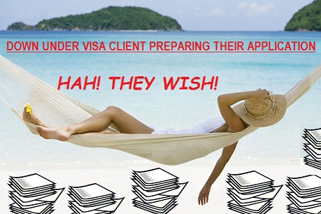 making a visa application easier by using a registered migration agent with your australian partner visa application or australian tourist visa application from philippines to australia