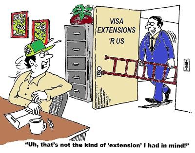 extending a tourist visa in Australia requires some preparation