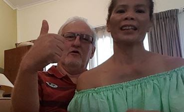 Don and Sunset Down Under Visa Testimonial video, from an Australian Filipina couple who are giving a positive review