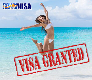 Your Visa is Granted!