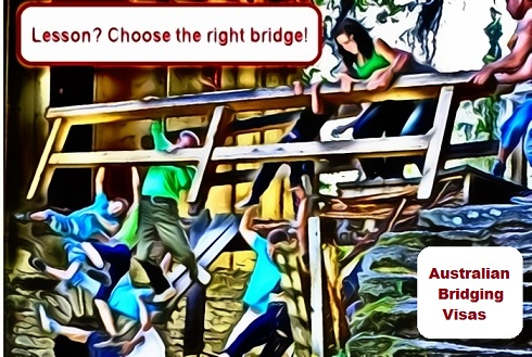 bridging visa a or bridging visa b? Get the right visa (BVA or BVB) depending on if you wish multiple entry travel