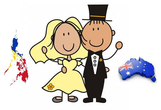prospective marriage visa aka fiancee visa from Philippines to Australia