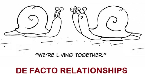 living together in a de facto relationship may qualify you for an australian partner visa