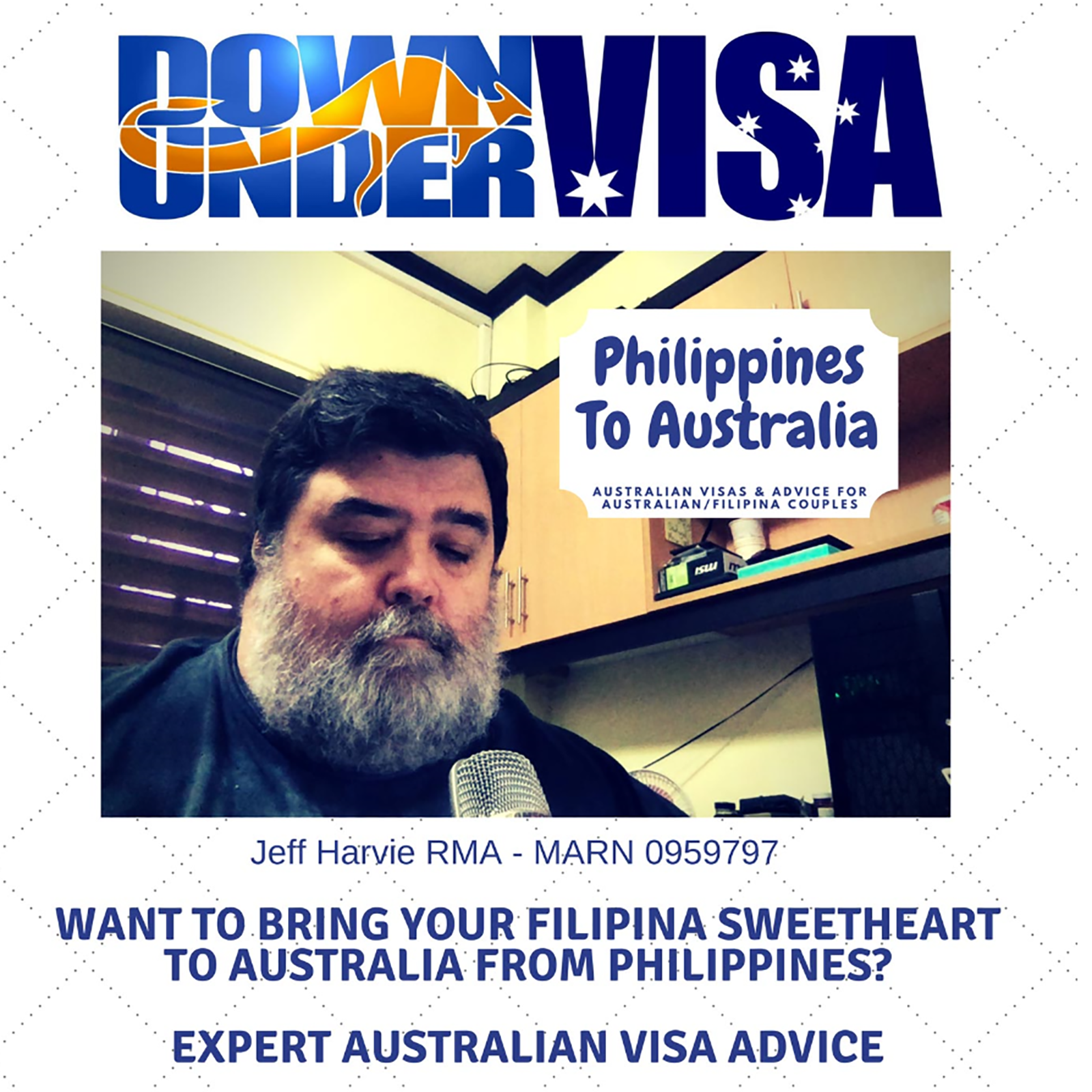 Down Under Visa Podcast - Australian Registered Migration Agents