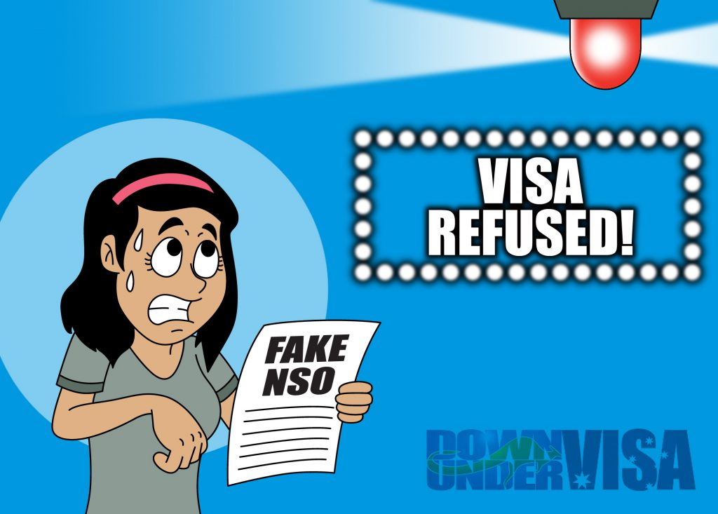 NSO document errors, bogus documents, forgeries of birth certificates, marriage certificates etc