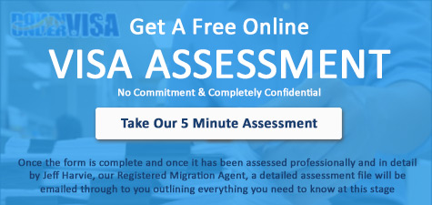 Get A Free Online Visa Assessment - Take Our 5 Minute Assessment