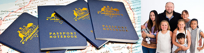 Philippine Child Visa for Australia