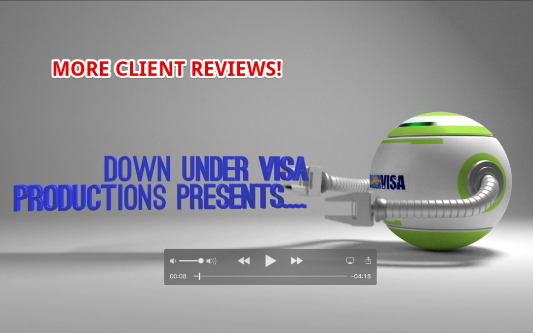 Australian Visas – Down Under Visa Client Reviews 2