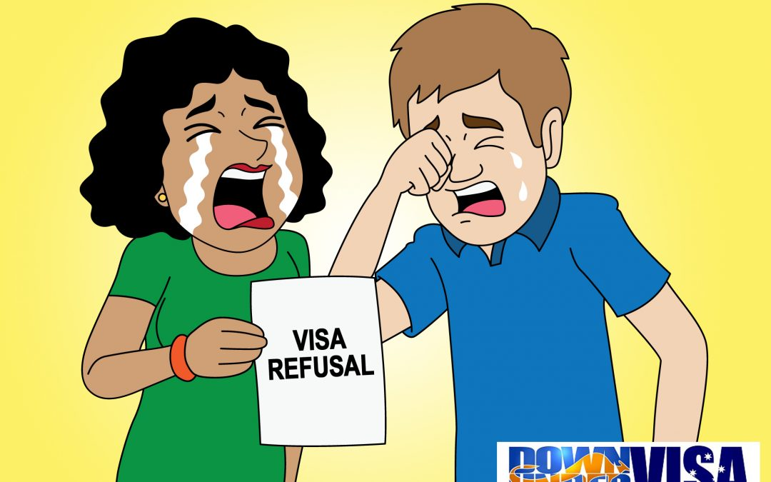 Philippines to Australia Podcast – The Tourist Visa Refusal Notice