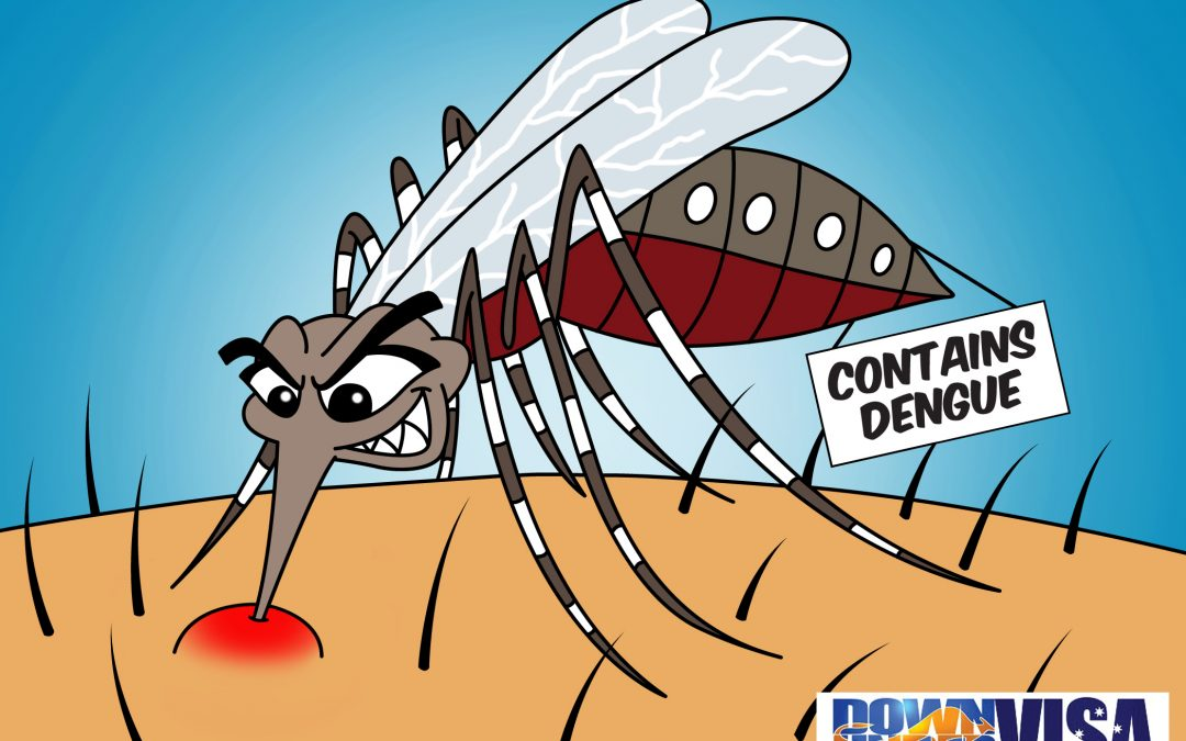 Dengue Fever in Philippines – Awareness for Australians