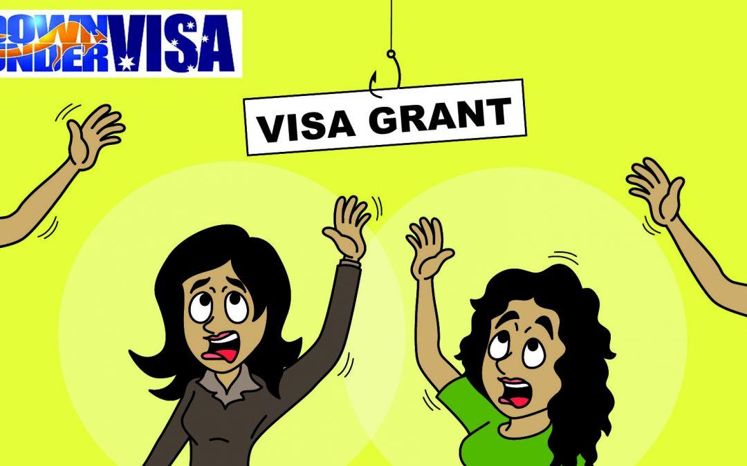 Australian Visa Grants from Philippines – Grants, not Rights