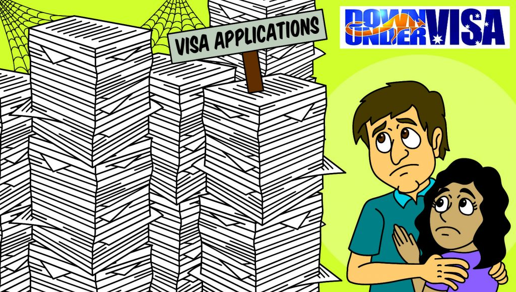 Visa processing time and visa timelines for Australian visa applications can be very long