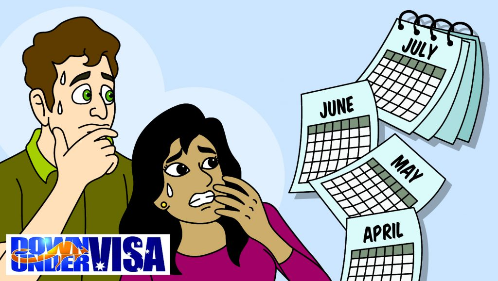 Onshore partner visas from Philippines all come with a deadline, which is when the tourist visa expires