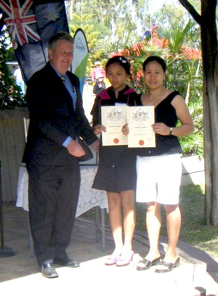Australian Citizenship By Conferral, aka becoming naturalised or simply becoming an Australian