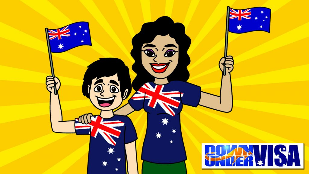 Australian Citizenship by Conferral, becoming Australian, becoming naturalised or just getting Australian CItizenship for Filipina permanent residents