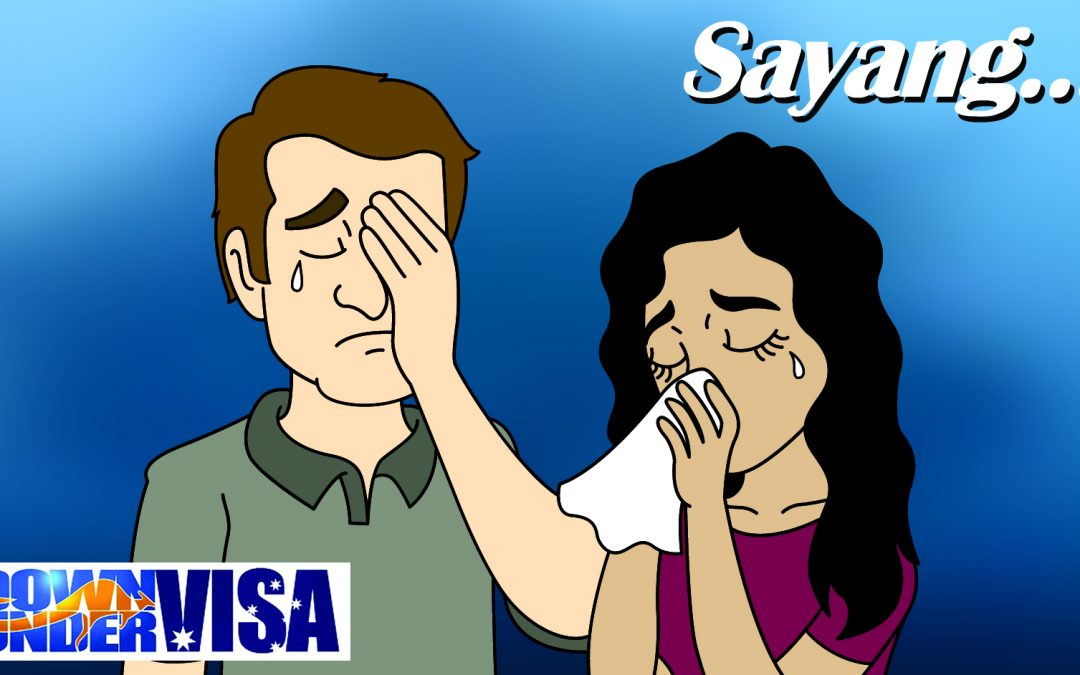 How to cancel a Partner Visa application to Australia