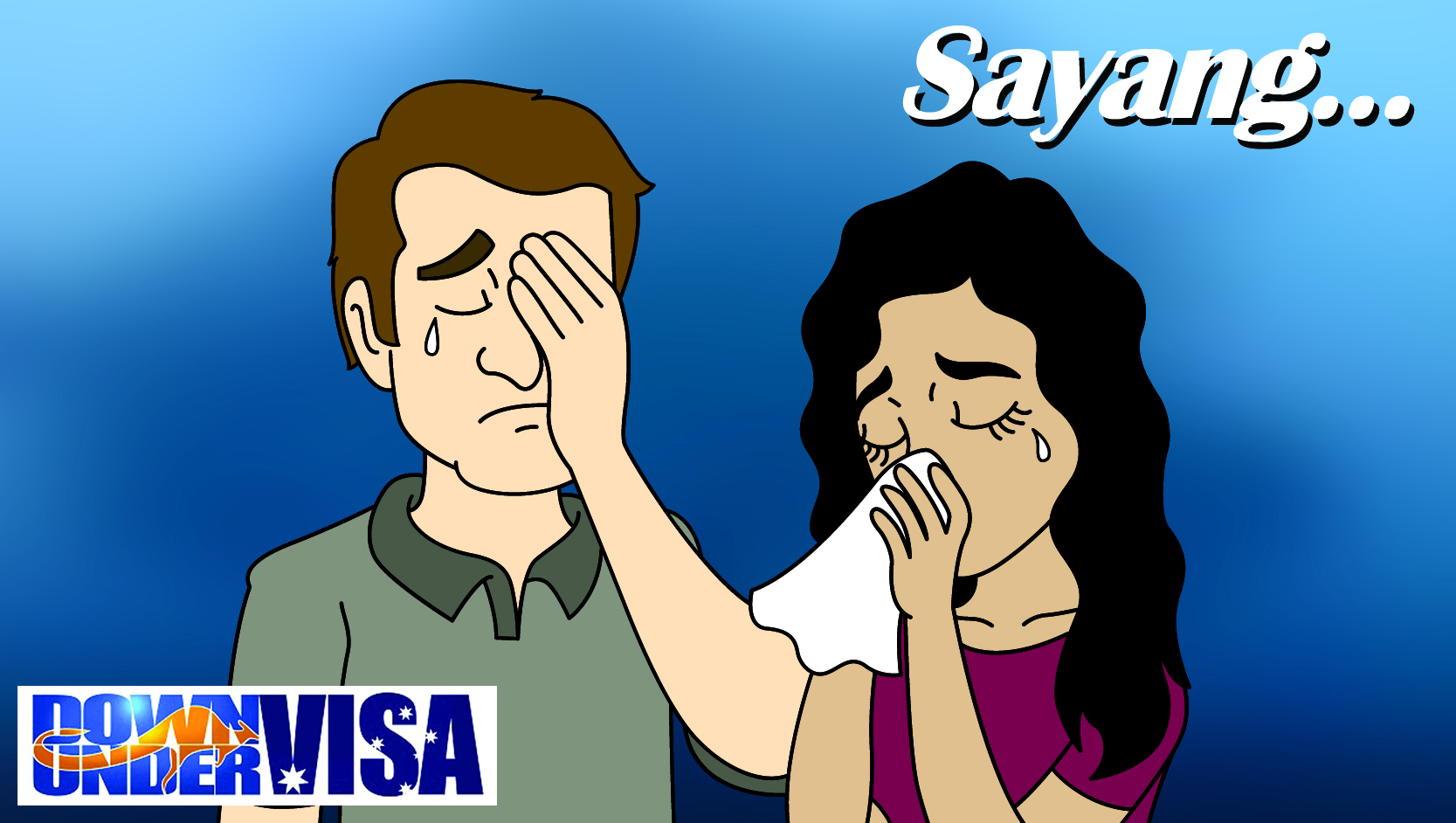 How to cancel a partner visa from Philippines to Australia when an Australian Filipina relationship breaks down