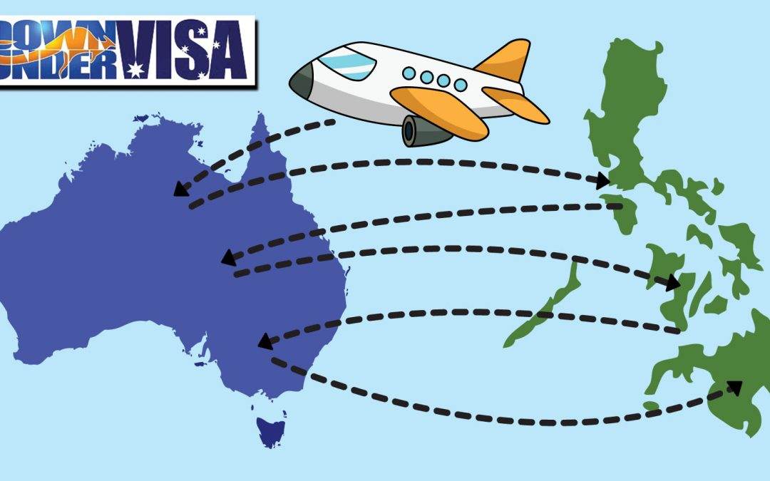 Long Stay Tourist Visa Strategy from Philippines to Australia