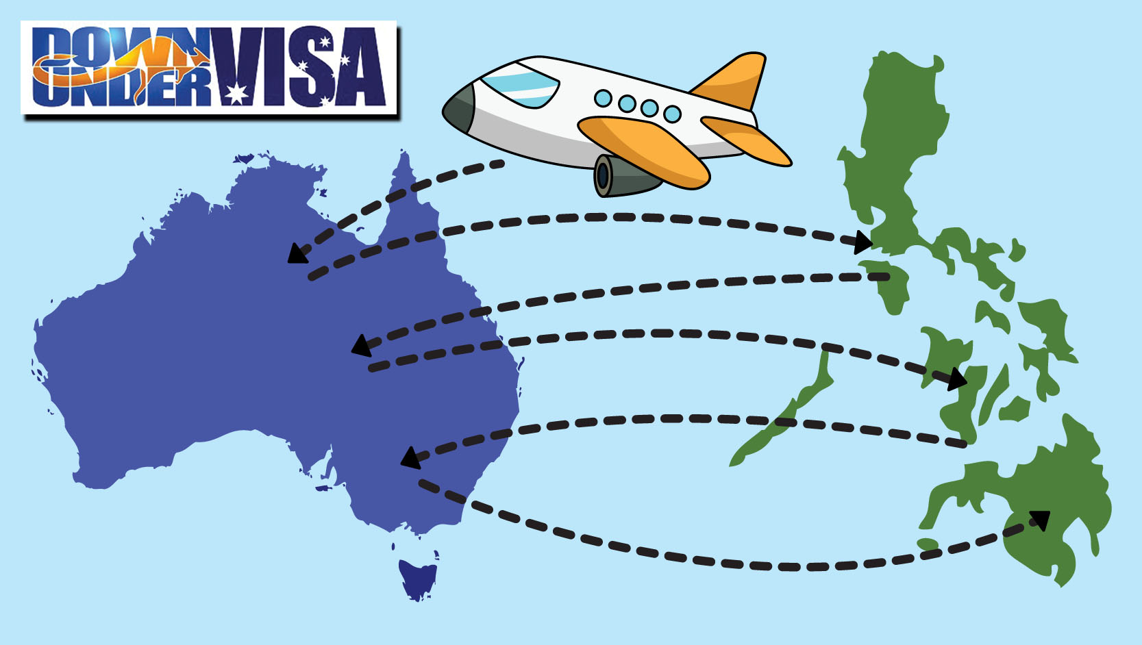 Long stay tourist visa to australia from philippines