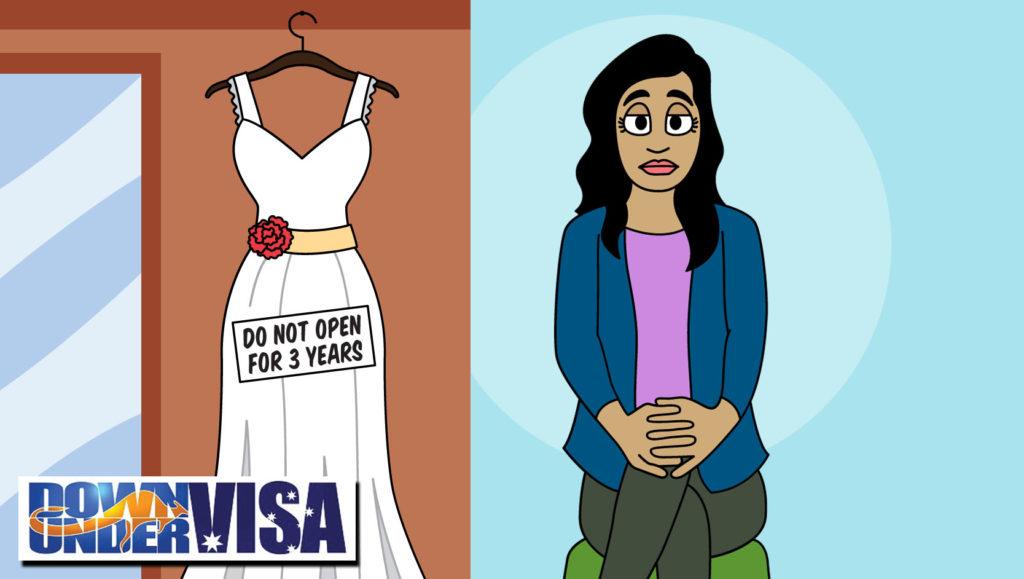 partner visa delay