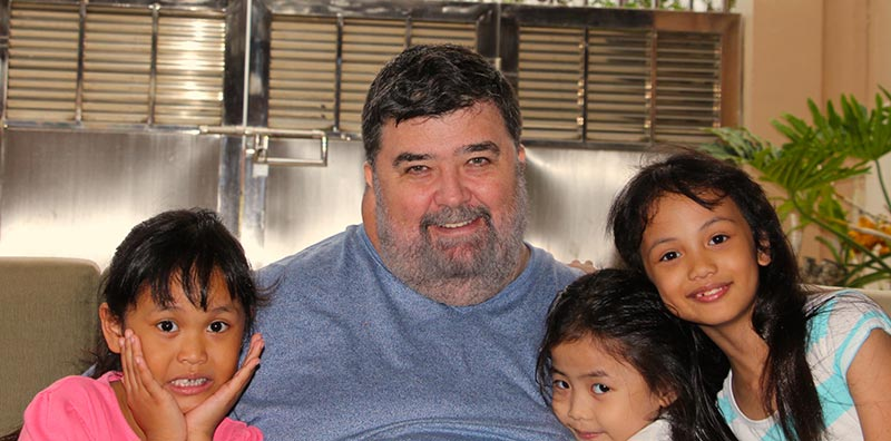 Jeff and Kids