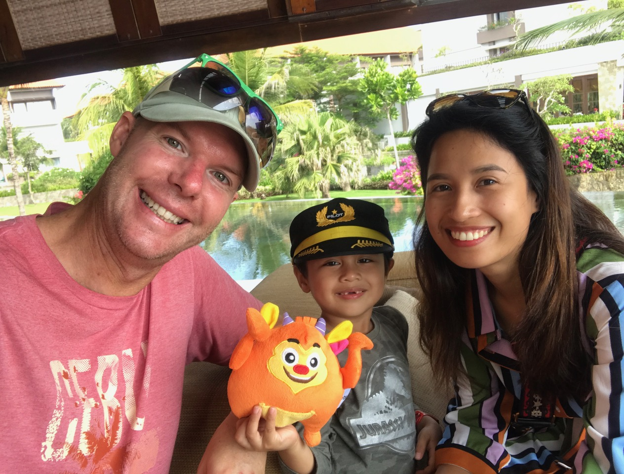 Despite COVID-19 (Coronavirus), this family made it to Australia