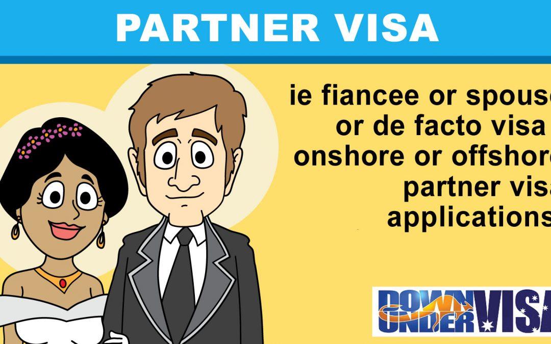 Onshore Partner Visas in COVID-19 (Coronavirus) Times