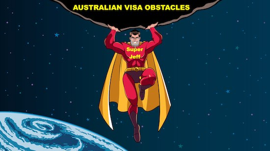Down Under Visa removing obstacles to Australian Visa Grants