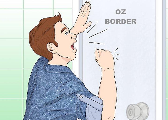 Australian borders reopening