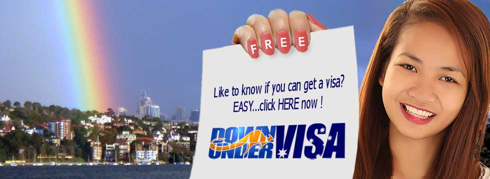 Get a free visa assessment done with this online form